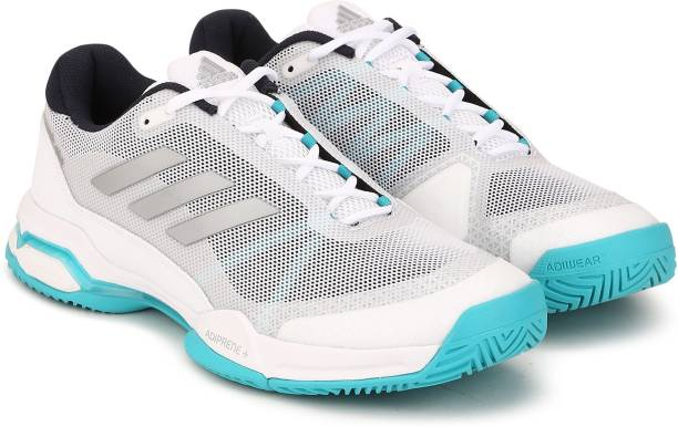release date 99748 7995a ADIDAS BARRICADE CLUB Tennis Shoes For Men