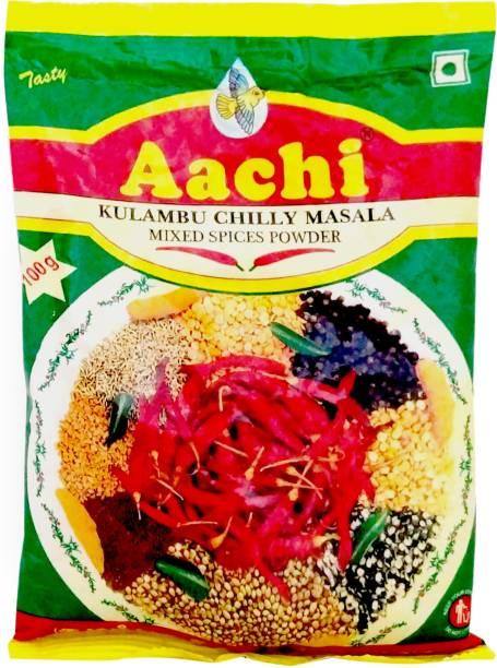 Aachi Kulambu Chilly Masala