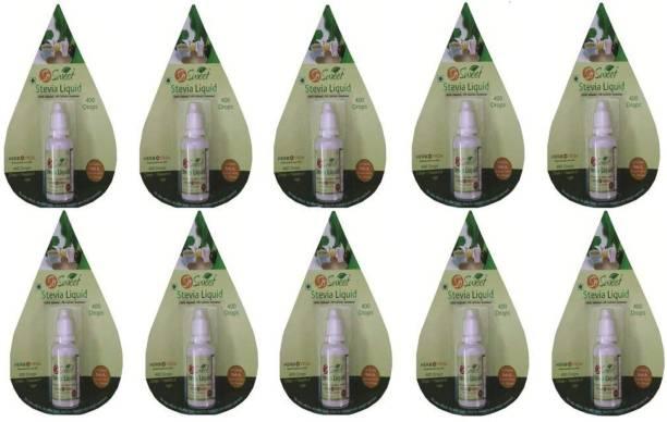 SO SWEET Stevia Liquid Sugar Free 100% Natural Sugar