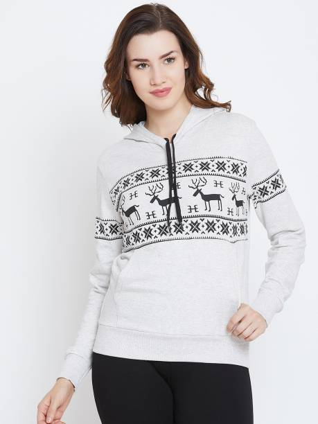 bb06a5f6ac Sweatshirts - Buy Sweatshirts   Hoodies for Women Online at Best ...