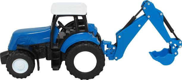 NEW RAY 1:32 Scale Die-Cast Farm Tractor