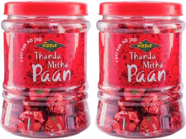 DIZZLE Thanda Mitha Pan Mint Marshmallow