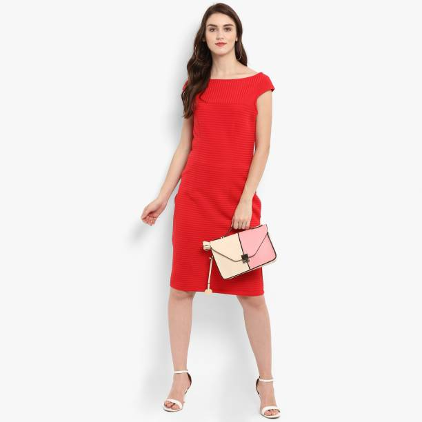 3f66604e7e64 Red Dresses Skirts - Buy Red Dresses Skirts Online at Best Prices In ...