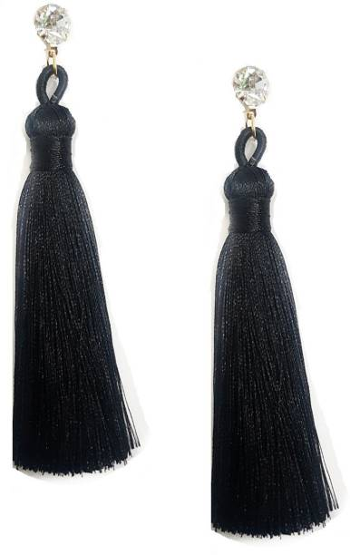 a53f4b786c1bf Long Earrings - Buy Long Earrings online at Best Prices in India ...