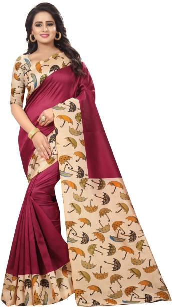 05ab4a9734e17 Maroon Sarees - Buy Maroon Sarees Online at Best Prices In India ...
