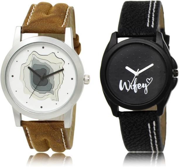 BG Dholariya atrective stylish combo watch BGD_606 Watch - For Men & Women