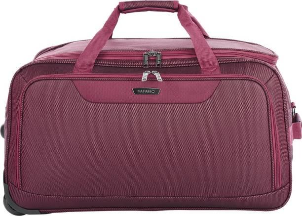 ba9027cb66e Safari Duffel Bags - Buy Safari Duffel Bags Online at Best Prices In ...