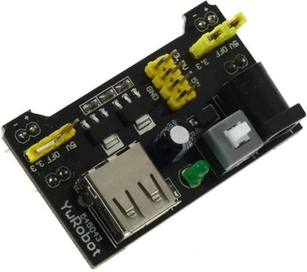 ARDUINO M252 MB102 Breadboard Power Supply Module 3.3V 5V Solderless Power Supply Electronic Hobby Kit