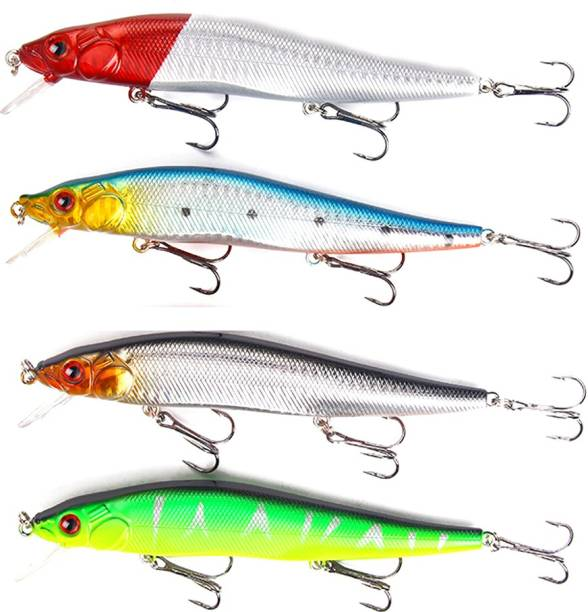 Always Sporty Hard Bait Plastic Fishing Lure