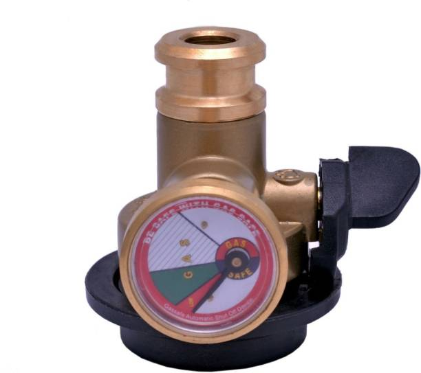 GAS SAFE Gas Safety Device Suitable For Indane, Bharat and H.P. Cylinder Gas Detector