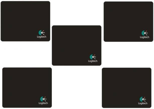 Logitech 5 Pcs Comfort Mouse Pad Long Lasting Mousepad
