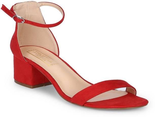 978065b1df Red Heels - Buy Red Heels Online at Best Prices In India | Flipkart.com