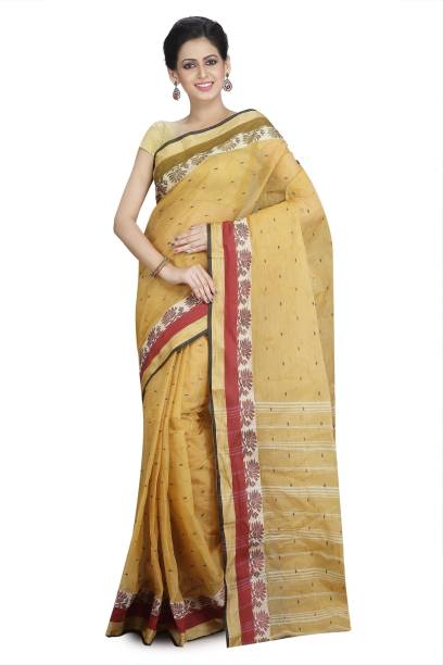 51672c9850 Tant Sarees - Buy Tant Sarees Online at Best Prices In India ...
