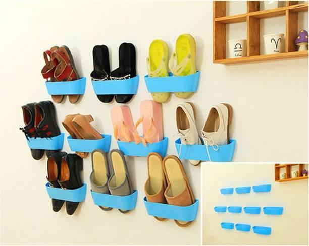 Unique Gadget SHSTICK02 Plastic Shoe Stand