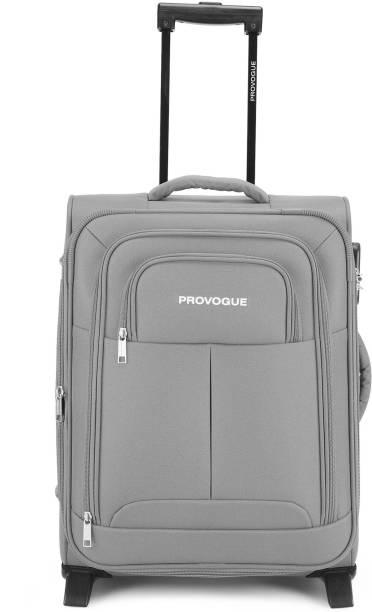 Provogue A2W1-58-17-1501 TPG WILD DOVE Expandable Cabin Luggage - 20 604f10526feb5