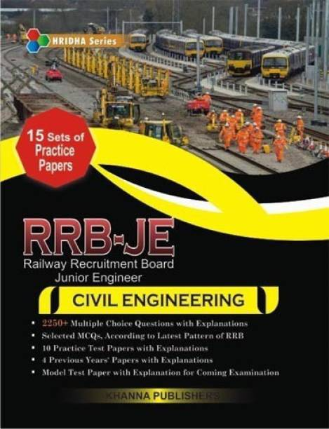 RRB-JE (RAILWAY RECRUITMENT BOARD JUNIOR ENGINEER) in Civil Engineering