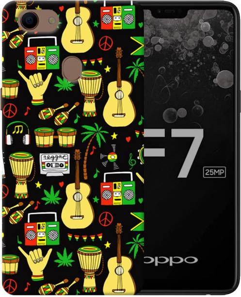 Polymol Back Cover for OPPO F7
