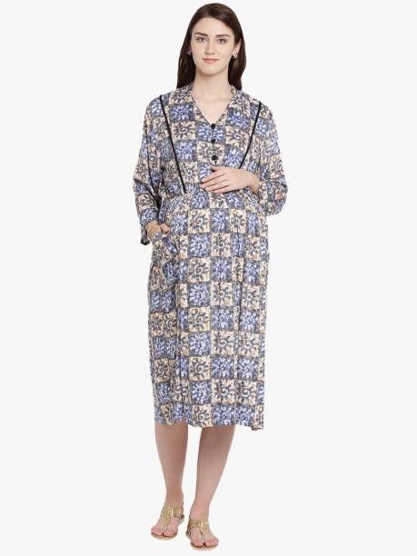 9aa7ec8c9f Maternity Dresses - Buy Pregnancy Dresses Online at Best Prices In ...