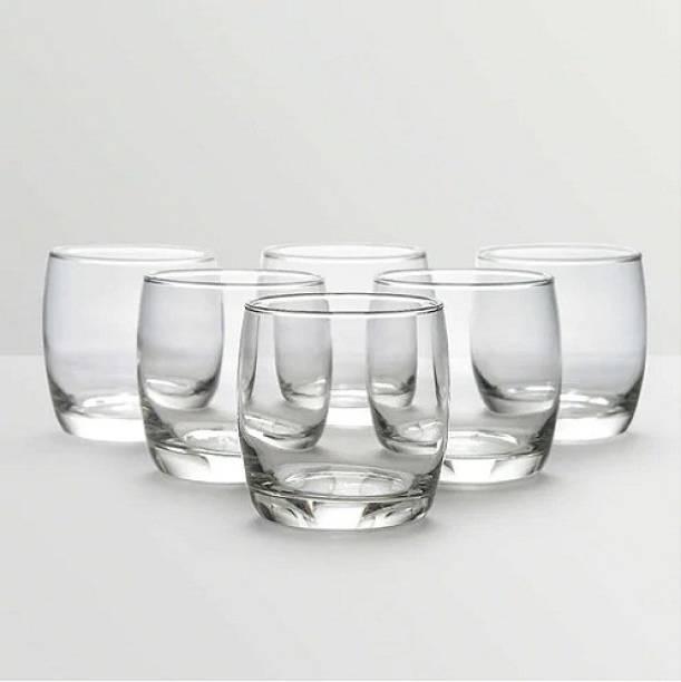 Ocean (Pack of 6) 1B13011 Glass Set (320 ML Glasses - Set of 6) Glass Set