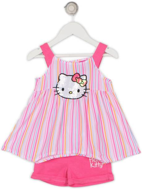 05baaab3f Hello Kitty Girls Wear - Buy Hello Kitty Girls Wear Online at Best ...