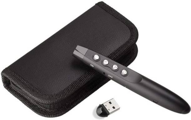 aa15c453c3ef Techtest RF 2.4GHz Wireless Presenter Remote Presentation USB Control  PowerPoint PPT Clicker Presenter Hyperlink Laser