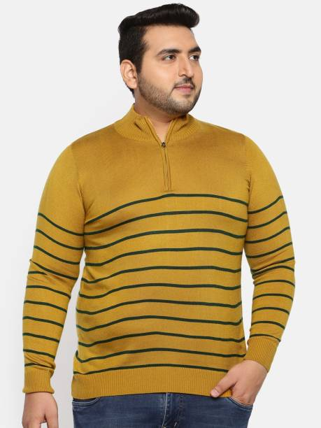 14d72d161 Yellow Sweaters - Buy Yellow Sweaters Online at Best Prices In India ...