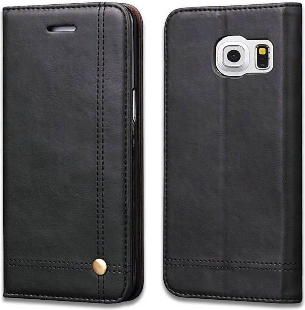 HeavyDuty Flip Cover for Samsung Galaxy S7 Edge