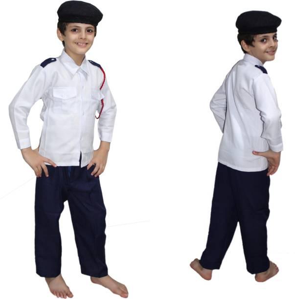 81e871e7cd Kaku Fancy Dresses Trafic Police Fancy Dress For Kids,Our Helper For Annual  Function/