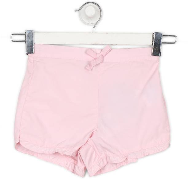 The Children's Place Short For Girls Casual Solid Cotton Blend