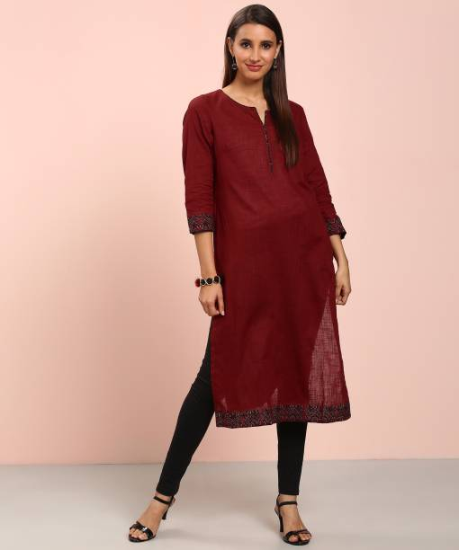 bf9d2c4f5a194 Fabindia Kurtis - Buy Fabindia Kurtis Online at Best Prices In India ...