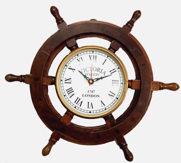 Victoria Analog 28 Cm X Wall Clock