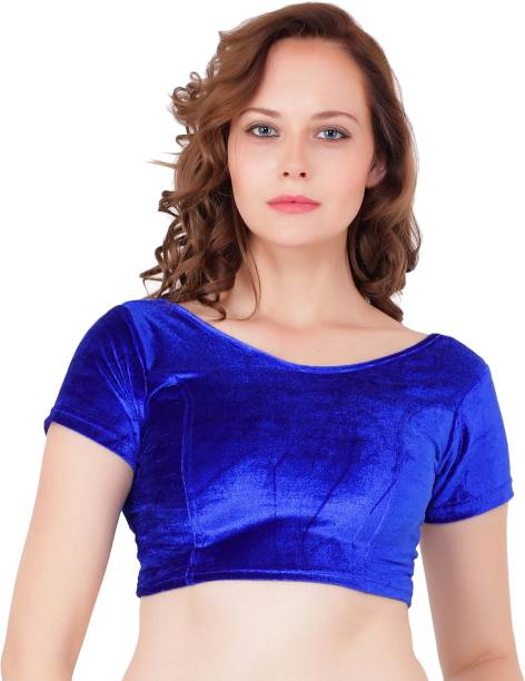 5ad564d8b2 Lycra Blouses - Buy Lycra Blouses Online at Best Prices In India ...
