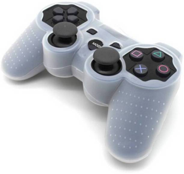 Microware Sleeve for Sleeve for PS3 Controller ( White)