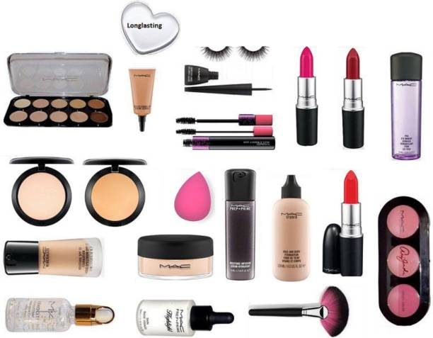 Longlasting Silicon Puff,Estee Lauder Most Ceremony Beauty Indian Bridal Combo Makeup Kit
