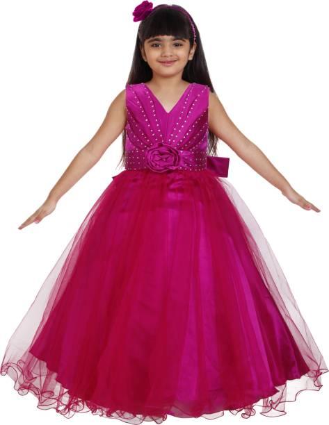 e61b5cb14052a Gown Dress Girls Wear - Buy Gown Dress Girls Wear Online at Best ...