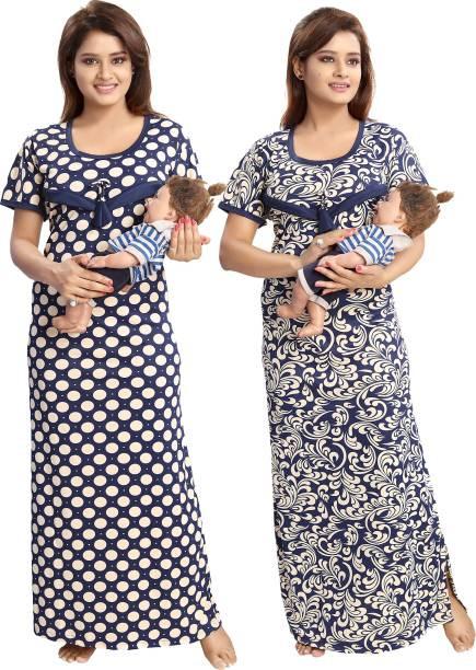 b51681176b Maternity Night Dress Nighties - Buy Maternity Nightdress Nighties ...