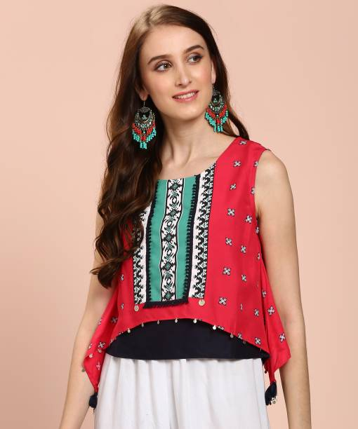 ca9e47de63203d Crop Tops - Buy Crop Tops Online at Best Prices In India
