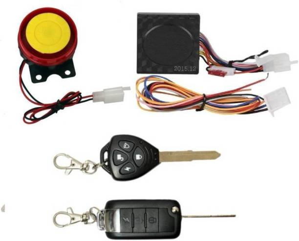 STAR SHINE Two-way Bike Alarm Kit