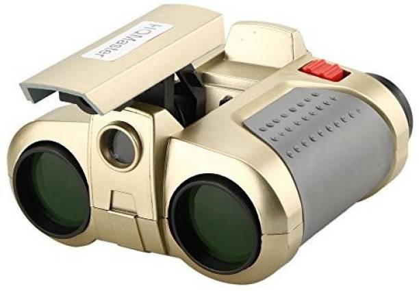 FTAFAT Original 4x Power Binoculars Night Scope Toy Binocular With Pop-up Light, Night Vison wiith Focus Tuning Binoculars
