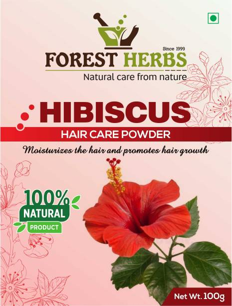 Forest Herbs 100% Natural Hibiscus Powder