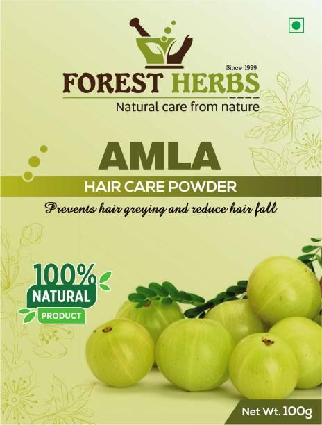 Forest Herbs Amla (100% Natural Powder)
