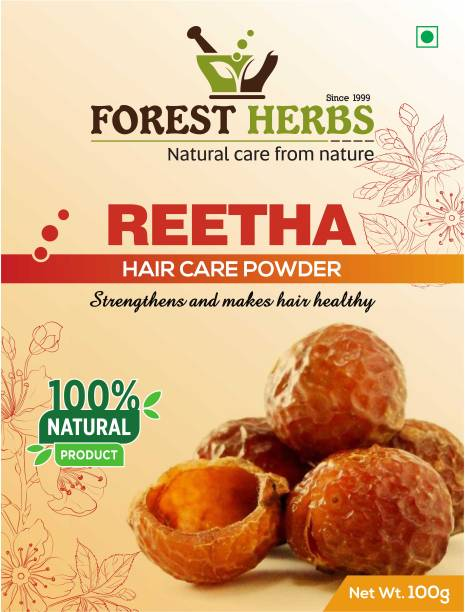 Forest Herbs 100% Natural Reetha Powder