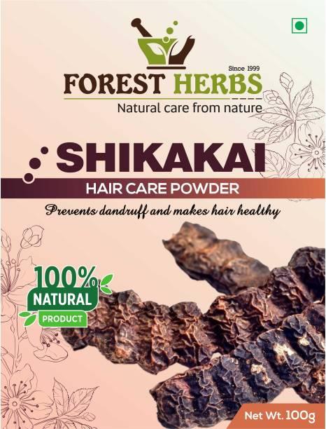 Forest Herbs Shikakai (100% Natural Powder)