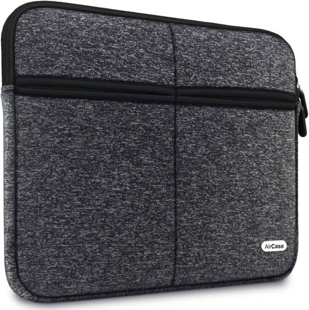 Laptop Bags & Cases Laptop Sleeve Bag For Dell 12.3 12.5 13.3 14 15.6 Inch Laptops Fashion Tablet Pc Case Waterproof Hand Holder Design Pouch Gift