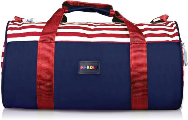 Bendly Dublin Duffle Bag Travel Sports Gym Yoga