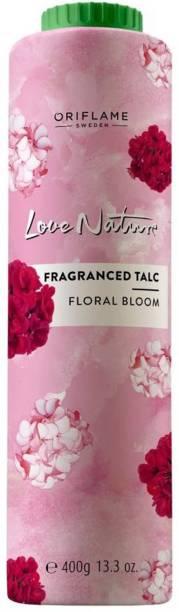 Oriflame floral bloom