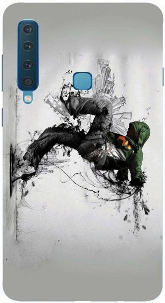 PRINT EVERYTHING Back Cover for SamsungGalaxy A9 (2018)
