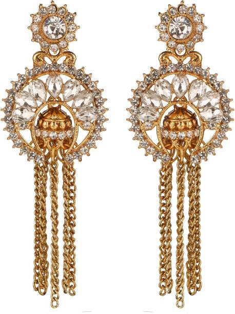 b508e3f335ccd Heavy Earrings - Buy Heavy Earrings online at Best Prices in India ...