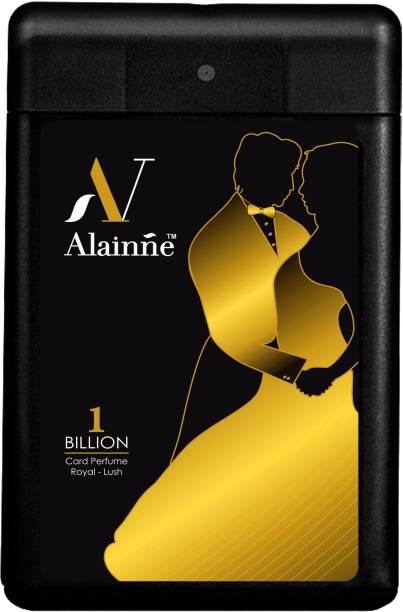 ALAINNE One Billion Royal - Lush Pocket Perfume For Men Pack Of 6 (18ml Each)  Perfume  -  108 ml