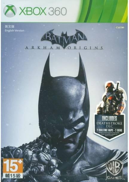 Batman Arkham Origins Region Free (standard region free)
